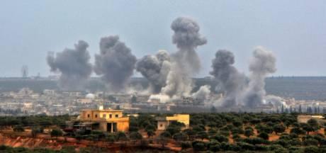 Turkije claimt vernietiging 'chemische wapeninstallatie' in Syrië