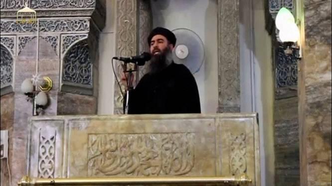 """""""IS-leider al-Baghdadi vluchtte uit Mosoel met behulp van 17 bomauto's"""""""