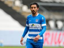 Reza Ghoochannejhad is blij dat zijn periode bij PEC erop zit: 'Ik deed wel vrolijk, maar dat was ik niet'