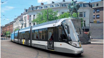 Antwerpen krijgt 23 nieuwe lagevloertrams in 2022