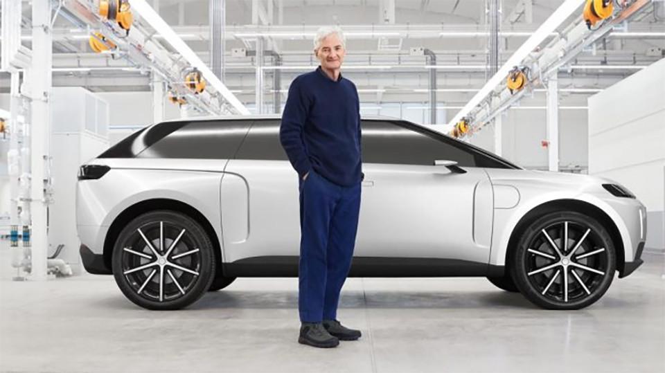 James Dyson voor de geflopte N526