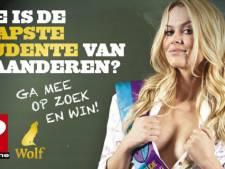 Qui est l'étudiante la plus jolie de Flandre? Le concours qui fait polémique