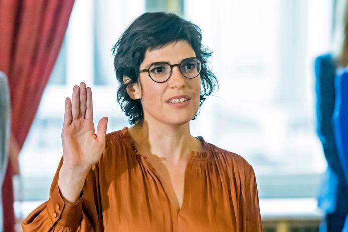 Wie is Tinne Van der Straeten, de nieuwe minister van Energie? | Brussel |  hln.be