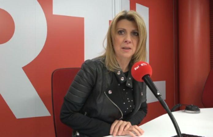 Muriel Targnion, présidente du conseil d'administration d'Enodia, maison-mère de Nethys.