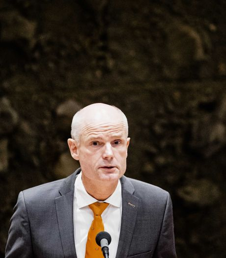 Minister Blok is weer de 'designated survivor'