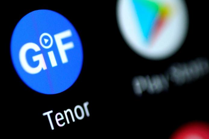 De GIF-app van Tenor ligt in Indonesië aan banden.