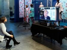 Koning virtueel naar Museum Arnhem tijdens digitaal werkbezoek aan diversiteitsproject
