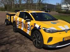 Elektrische auto zonder stroom? Wegenwacht komt met nieuw wapen om automobilist te redden
