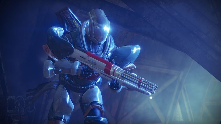 Screenshot uit 'Destiny 2' Beeld Activision