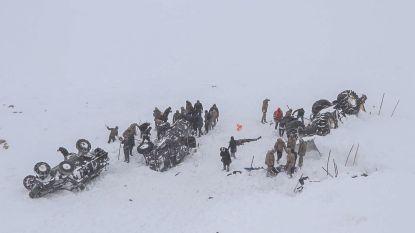 Dertien migranten vriezen dood in sneeuwstorm in Turkije