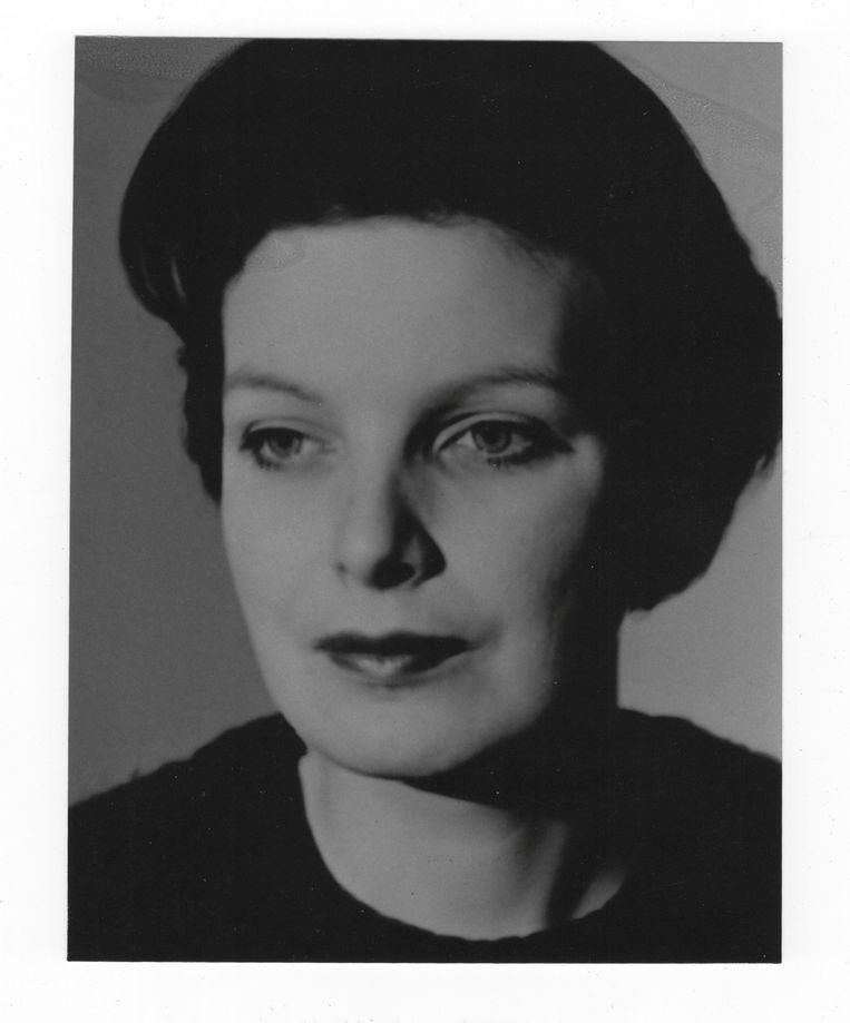 Marianne van Tilborg, 1984.  Beeld Emiel van Moerkerken