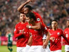 LIVE   FC Utrecht op voorsprong, Douvikas maakt vierde van seizoen