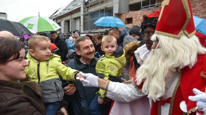 Drukke dag voor Sinterklaas
