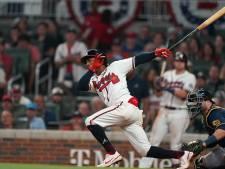 Albies met Atlanta Braves naar volgende ronde play-offs, Dodgers trekt stand gelijk zonder Jansen