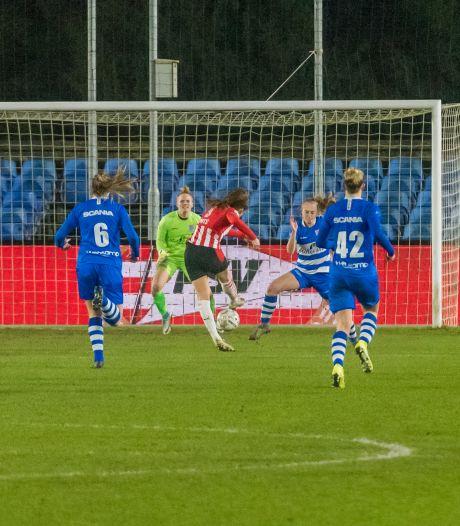 Joëlle Smits over haar rush uit het boekje: 'Die omschakeling is wel een kracht van PSV'