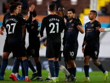 Manchester City vergroot straatlengte voorsprong met eenvoudige uitzege