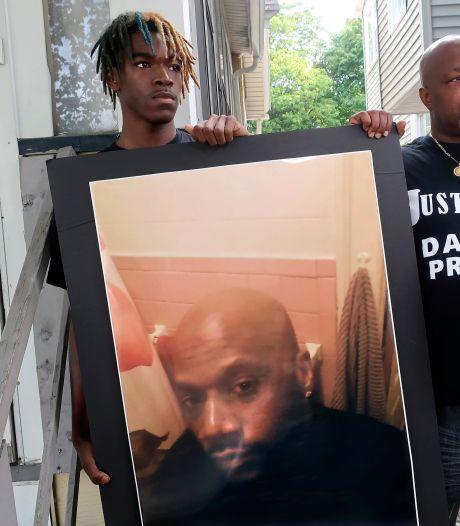 Agenten VS niet vervolgd voor dood zwarte man na verstikking bij arrestatie