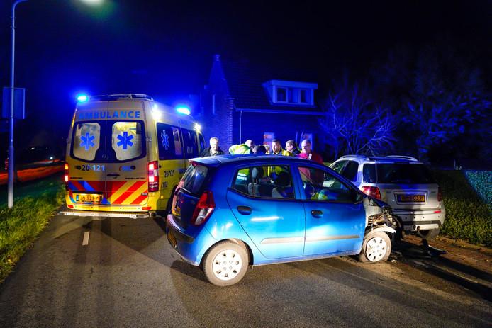 Ernstig ongeval in Hooge Zwaluwe
