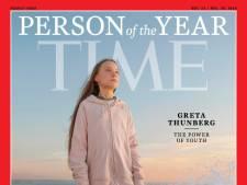 Greta Thunberg, personnalité de l'année 2019 selon Time Magazine