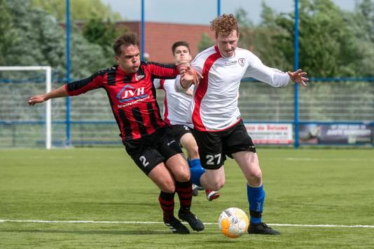 Oosterhout, 8 juni 2019. Voetbal (naco): finale Quick 1888 - Excelsior Zetten . 202450. Foto: Gerard Burgers