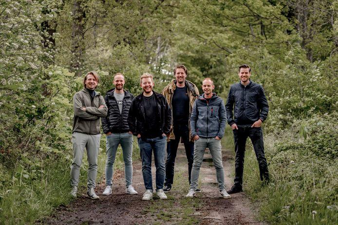 De organisatie van Rock am Esch in Tubbergen.