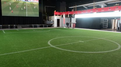 Russische voetbaltempel in Sotto's krijgt vorm