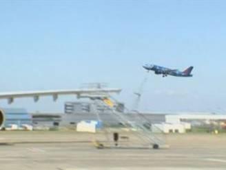 Eerste vluchten vertrokken vanop luchthaven Zaventem