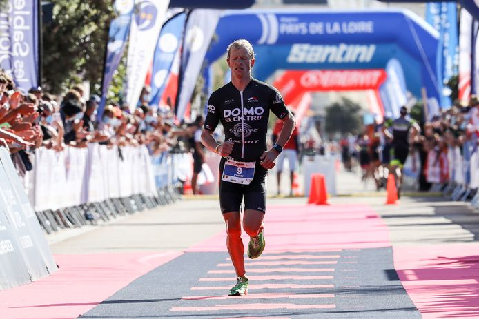 Pieter Heemeryck verschijnt zaterdag aan de start van de Challenge in Gran Canaria.