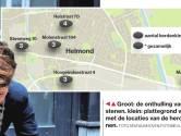 Struikelstenen in Helmond gelegd: 'Hier voortaan even de pas inhouden'
