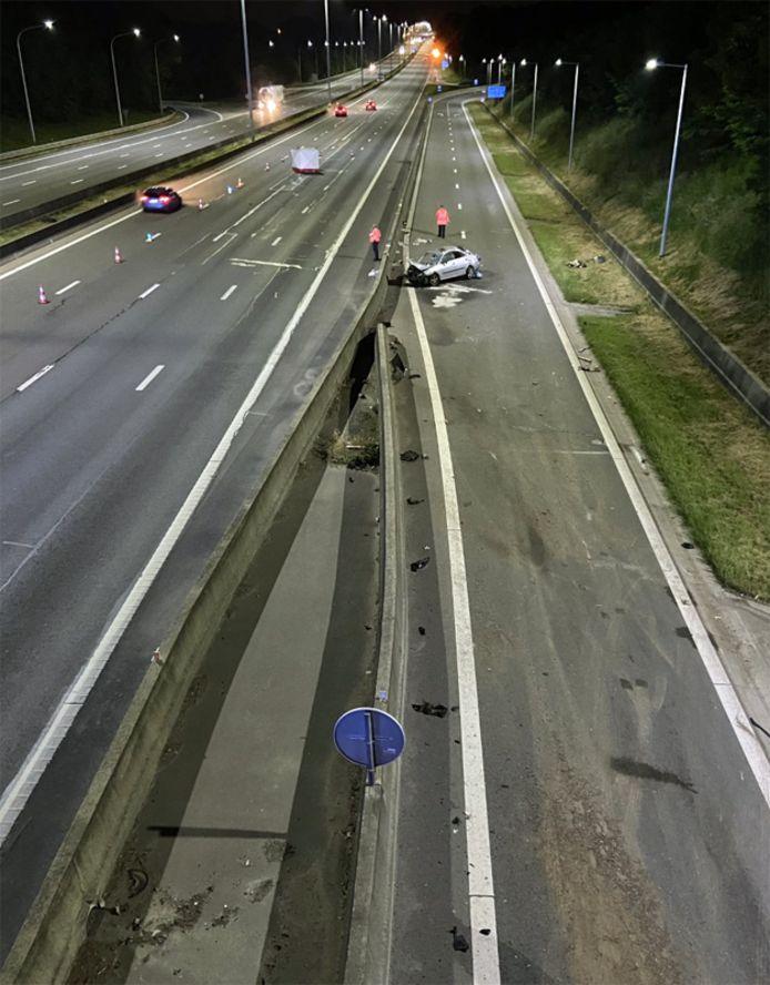 La police recherche les conducteurs qui ont pris la fuite après un accident mortel qui s'est déroulé à Blegny dans la nuit du 11 au 12 juin 2021.