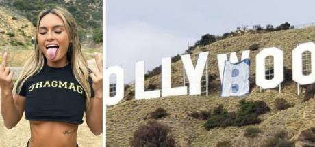 Une Instagrameuse change Hollywood en «Hollyboob»