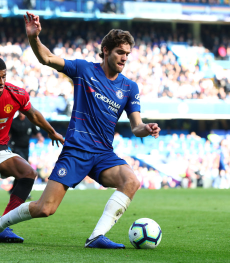 Chelsea legt Marcos Alonso tot 2023 vast