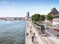 Tram: les travaux de sondage débutent lundi sur le quai de la Batte