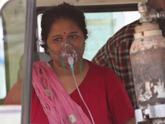 India noteert opnieuw dramatisch wereldrecord van aantal nieuwe besmettingen in 24 uur