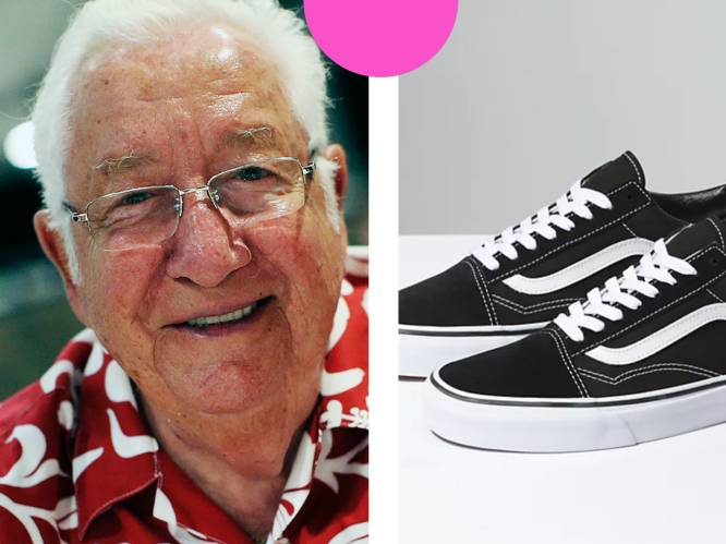 """Paul Van Doren, de man die het wereldberoemde merk Vans oprichtte. """"Zo onverwoestbaar als zijn schoenen"""""""