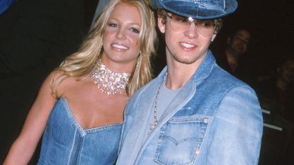 Britney Spears maakt TikTok-filmpje over Justin Timberlake