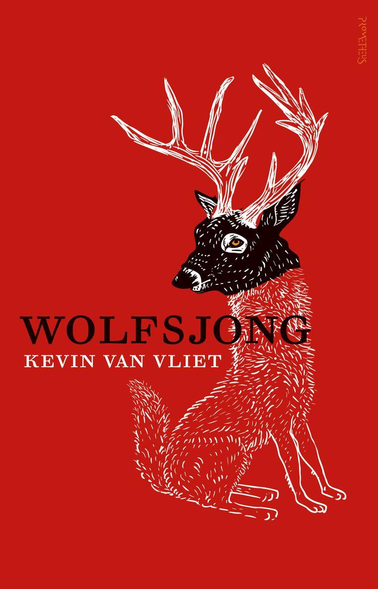 Kevin van Vliet: Wolfsjong. Prometheus (verschijnt september) Beeld