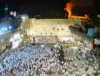 Minstens 20 doden bij Israëlische aanvallen op Gaza, brand op Esplanade der Moskeeën in Jeruzalem