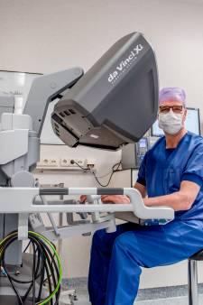 Baarmoederhalskanker: we waren live bij een robotoperatie in het Catharina Ziekenhuis in Eindhoven