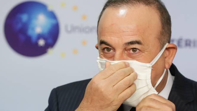 Turkse buitenlandminister in Brussel om relaties met EU nieuw elan te geven