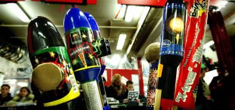Alle lanceerstandaards vuurpijlen afgekeurd, verkoop aan consumenten in gevaar