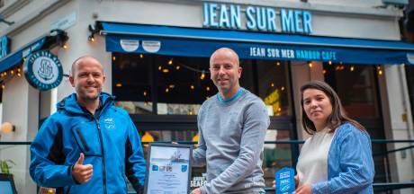 Jean sur Mer op Groenplaats kroont zich tot 'visvriendelijkste' restaurant van België