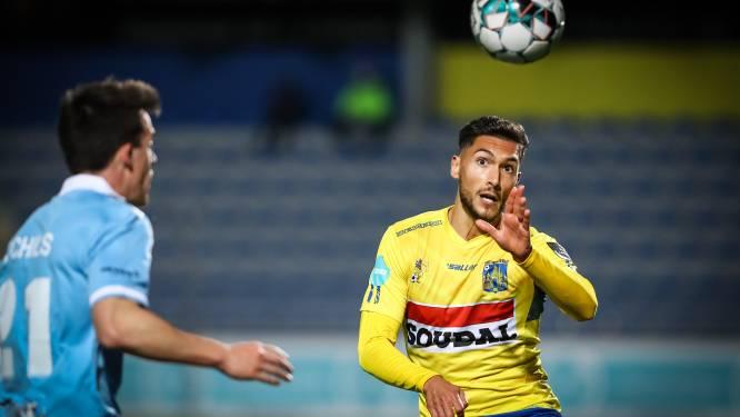 """Fabien Antunes (KVC Westerlo) ontgoocheld na 1-1-gelijkspel tegen FC Seraing: """"Een gemiste kans"""""""