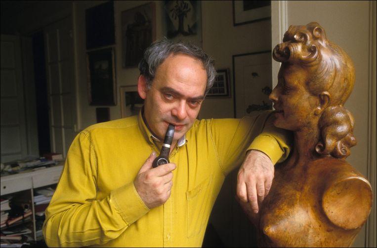 Tekenaar: Roland Topor.'Hij heeft het surrealisme nog grappiger gemaakt.' Beeld HH