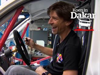 Koen Wauters gaat opnieuw Dakar rijden en daar hoort deze nieuwe wagen bij