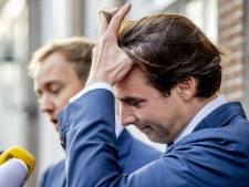 Thierry Baudet toch niet uit bestuur gezet, maar gevráágd te vertrekken
