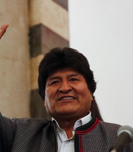 Morales koerst af op tweede ronde bij presidentsverkiezing Bolivia