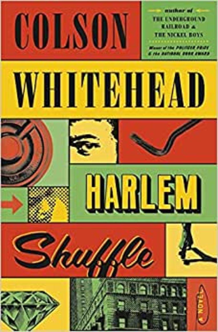 Colson Whitehead, 'Harlem Shuffle', Atlas Contact. Beeld Atlas/Contact