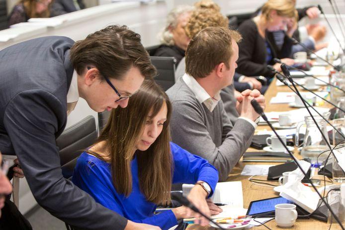 De Haagse raadzaal