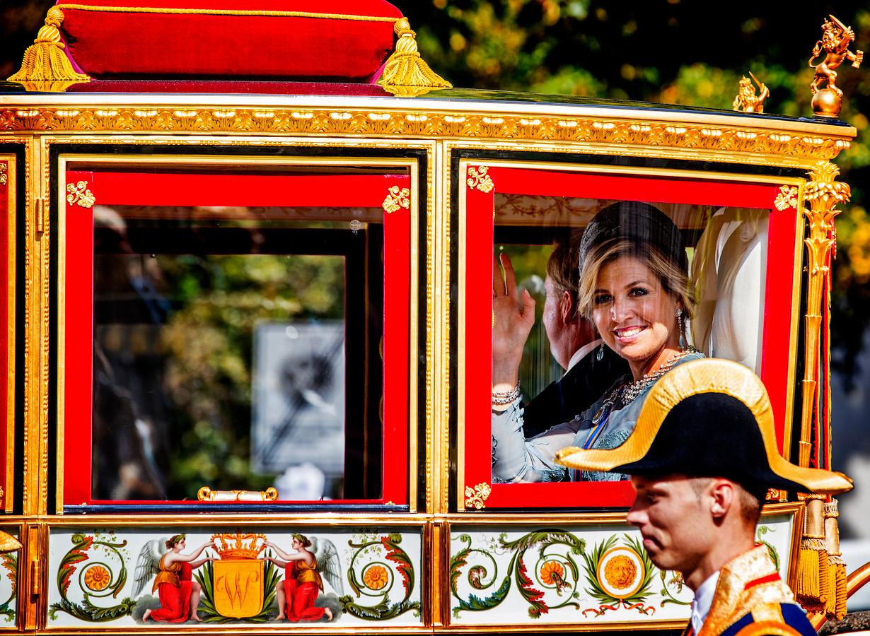 Gelderland is mede-organisator van het Prinsjesfestival in Den Haag dat elk jaar aan Prinsjesdag vooraf gaat. Archiefbeeld Foto Pim Ras